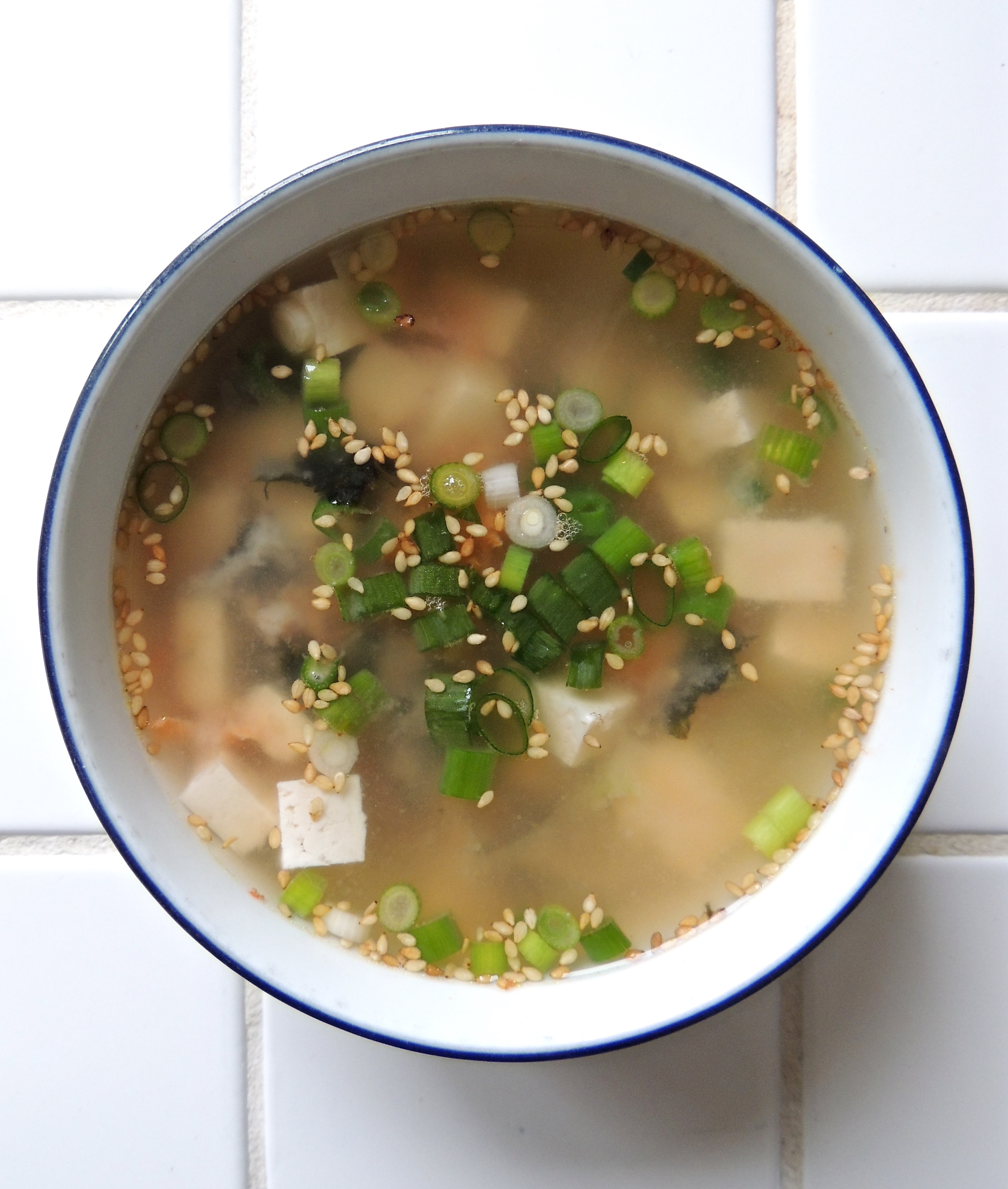 Easy Miso Soup | Living Healthy in Seattle