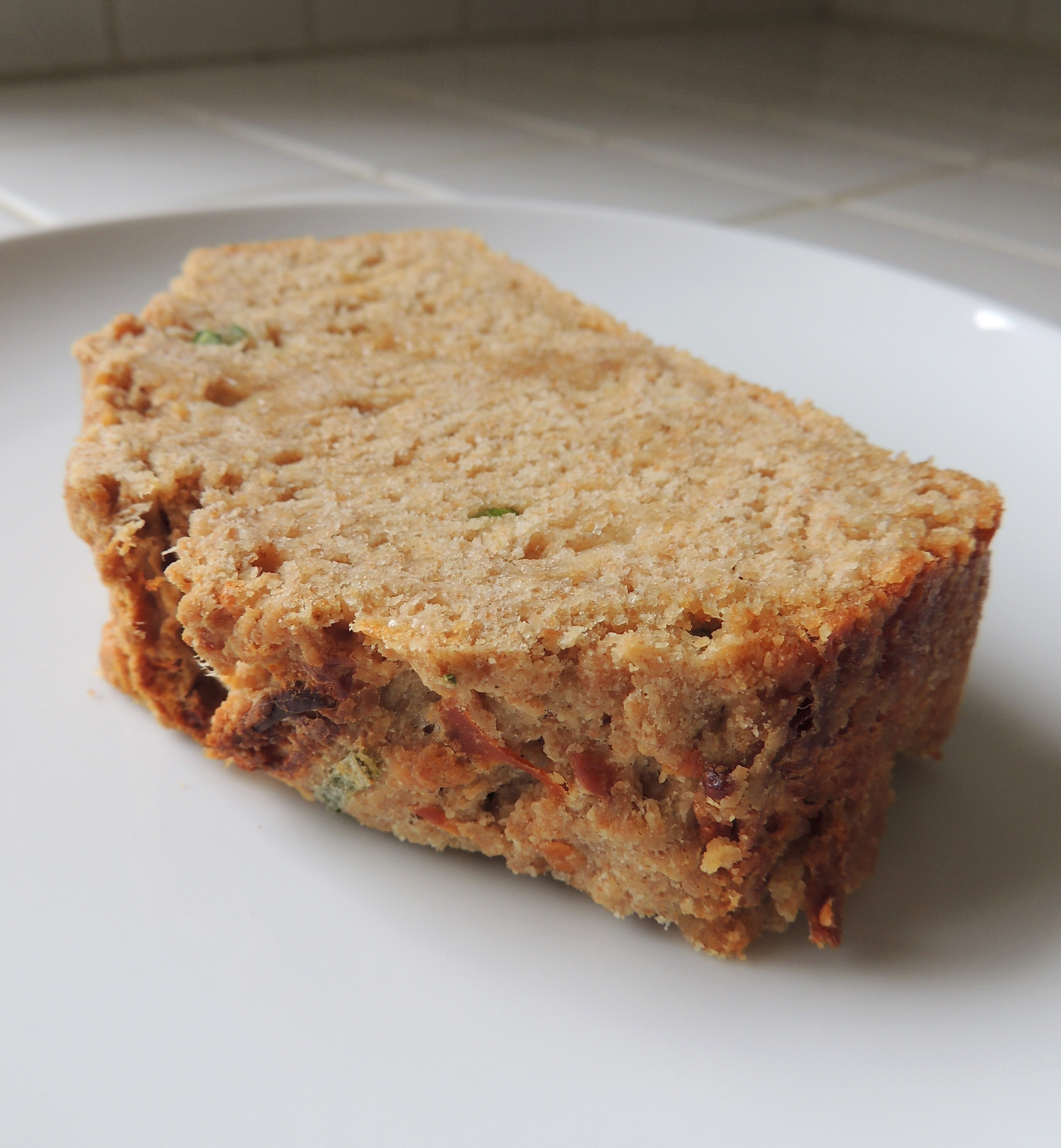 Cheesy Whole Wheat Beer Bread | Living Healthy in Seattle