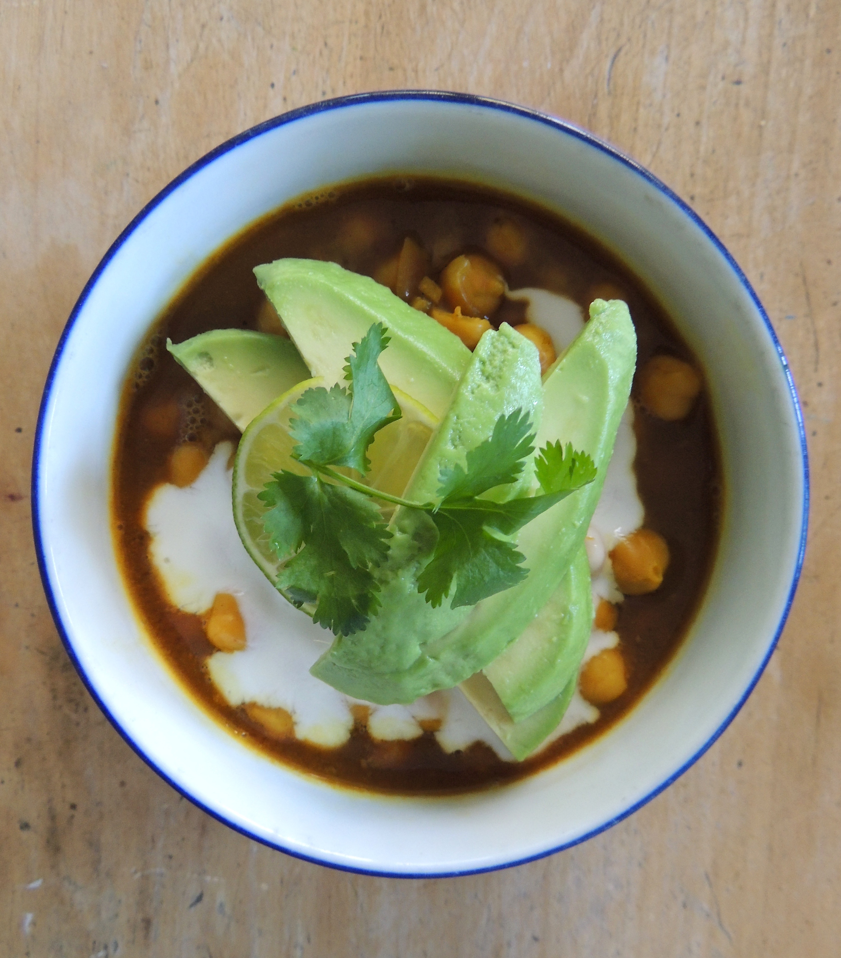 Easy Vegan Chickpea Stew | Living Healthy in Seattle